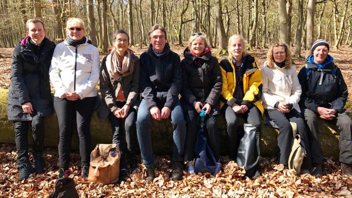 Gisela Wroblewskis Fastengruppe in Prerow